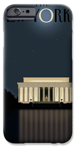 Untitled IPhone Case by Bob Staake