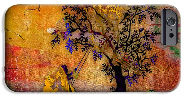 Tree Wall Art IPhone 6s Case by Marvin Blaine