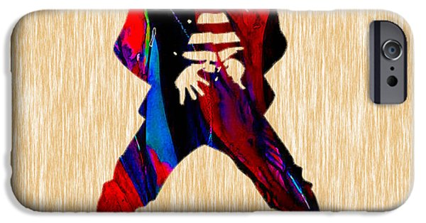 Elvis IPhone 6s Case by Marvin Blaine