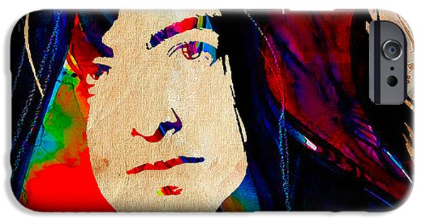 Jimmy Page Collection IPhone 6s Case by Marvin Blaine