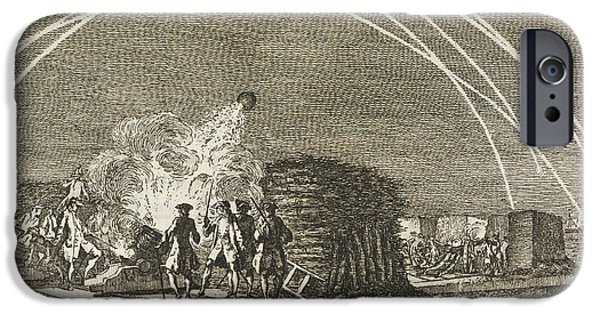 A Siege IPhone Case by British Library