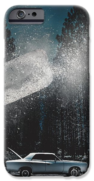 A Valiant Cover Up IPhone Case by Jorgo Photography - Wall Art Gallery