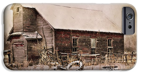 Abandoned IPhone Case by Julie Hamilton