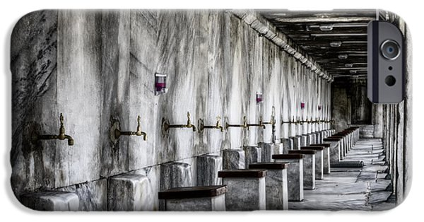 Ablutions IPhone Case by Joan Carroll