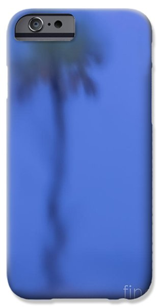 Abstract Palm IPhone Case by Marvin Spates