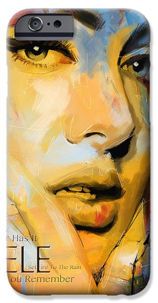 Adele IPhone 6s Case by Corporate Art Task Force