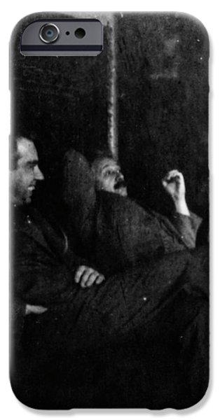 Albert Einstein IPhone Case by American Philosophical Society
