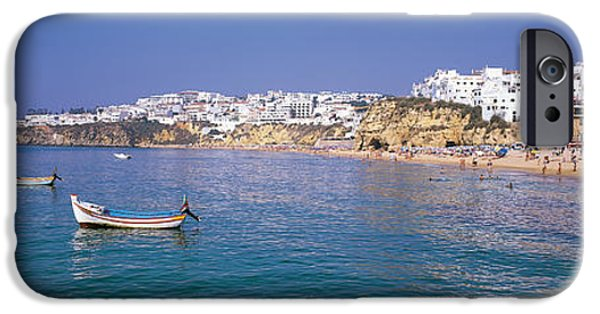 Albufeira Algarve Portugal IPhone Case by Panoramic Images