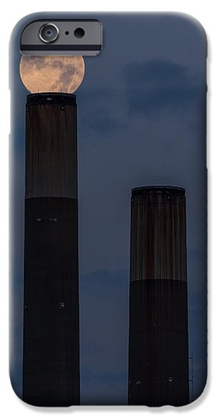 Aligning Worlds IPhone Case by Everet Regal