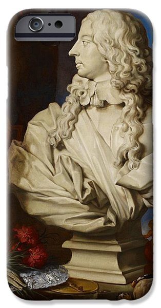 Allegorical Still Life IPhone Case by Francesco Stringa