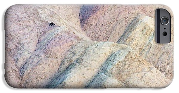 Alone Together IPhone Case by Stuart Litoff