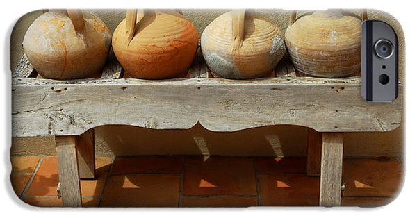 Amphoras  IPhone Case by Elena Elisseeva