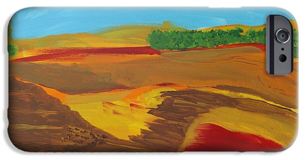 Andalusia IPhone Case by Don Koester