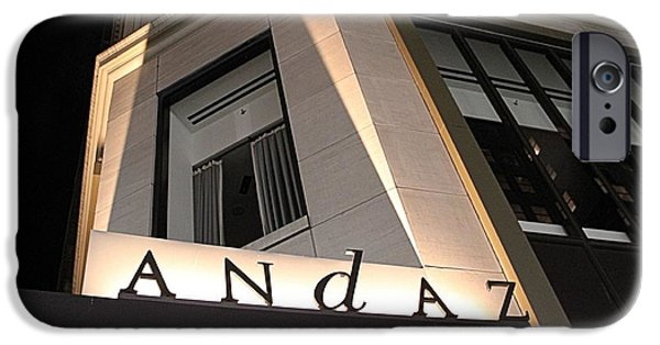 Andaz IPhone Case by Dan Sproul