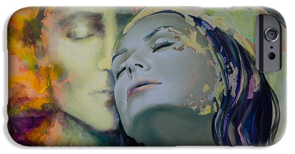 Another Kind Of Rhapsody IPhone Case by Dorina  Costras