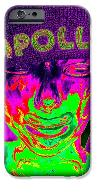 Apollo Abstract IPhone 6s Case by Ed Weidman