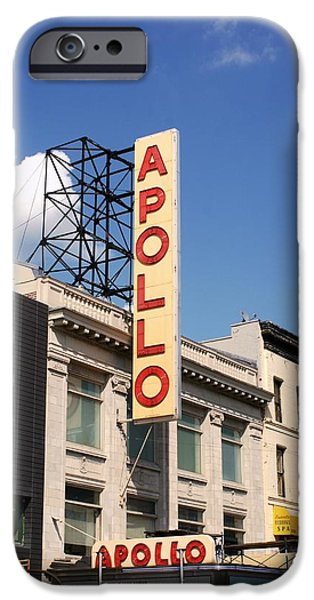 Apollo Theater IPhone 6s Case by Martin Jones