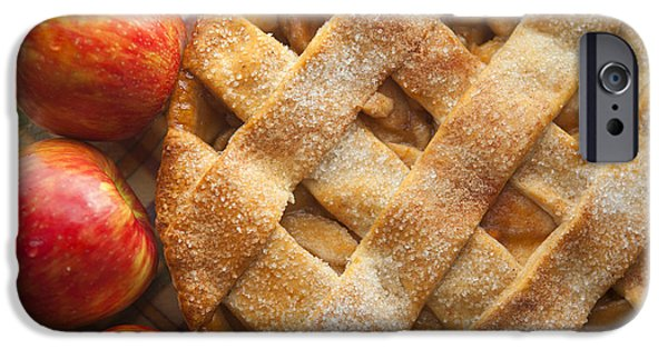 Apple Pie With Lattice Crust IPhone 6s Case by Diane Diederich