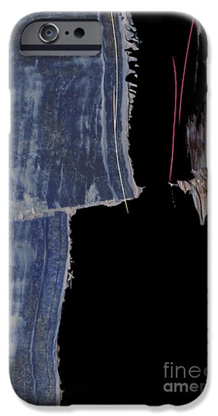 Artotem Iv IPhone Case by Paul Davenport