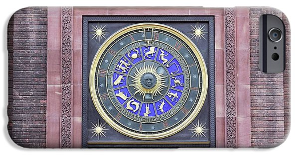 Astronomical Clock IPhone Case by Martin Bond