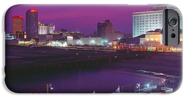 Atlantic City, New Jersey IPhone 6s Case by Panoramic Images