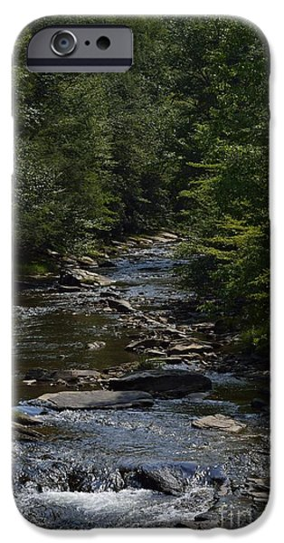 August On Gandy IPhone Case by Randy Bodkins