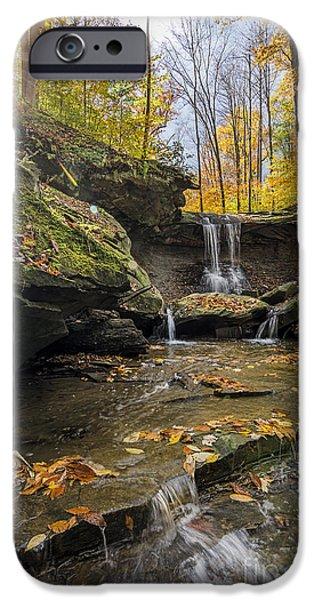 Autumn Flows IPhone 6s Case by James Dean