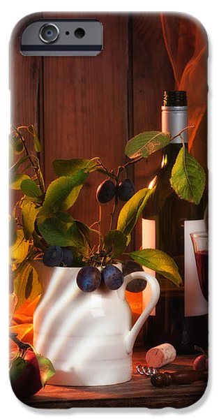 Autumn Still Life IPhone Case by Amanda And Christopher Elwell