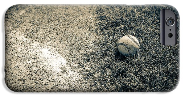 Faucet IPhone Case featuring the photograph Baseball Field 1 by YoPedro
