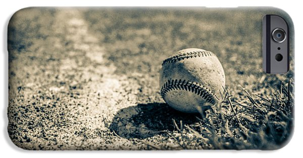 Baseball Field 2 IPhone 6s Case by Yo Pedro