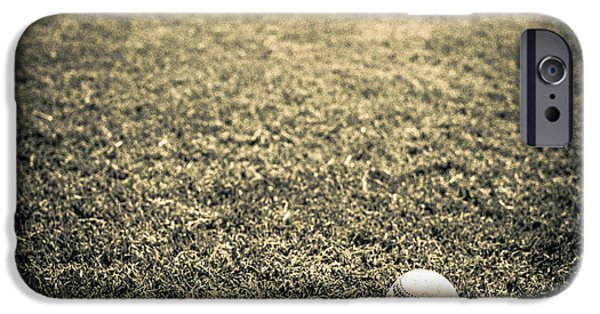 Baseball Field 3 IPhone 6s Case by YoPedro