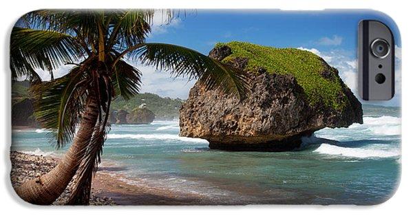 Bathsheba Rock Along The Eastern Coast IPhone Case by Brian Jannsen