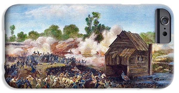 Battle Of Long Island, 1776 IPhone Case by Granger