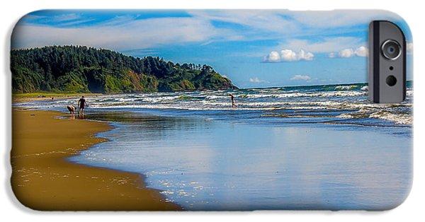 Beach Fun  IPhone Case by Robert Bales