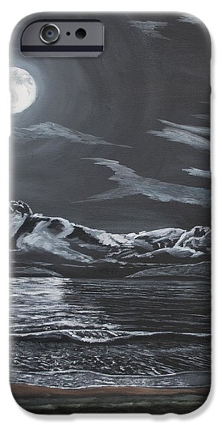 Beauty Of The Night IPhone Case by Ian Donley