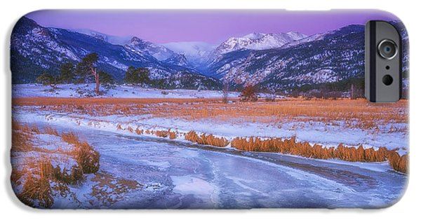 Belt Of Venus Rmnp IPhone Case by Darren  White
