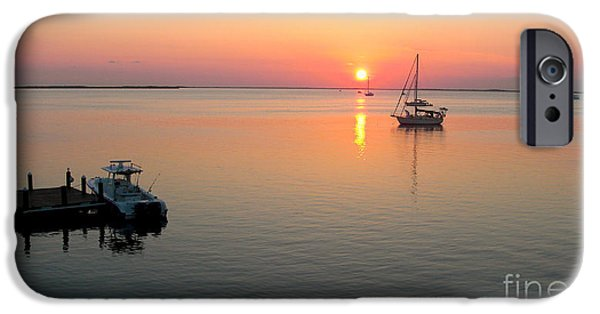 Big Chill Sunset IPhone Case by Carey Chen