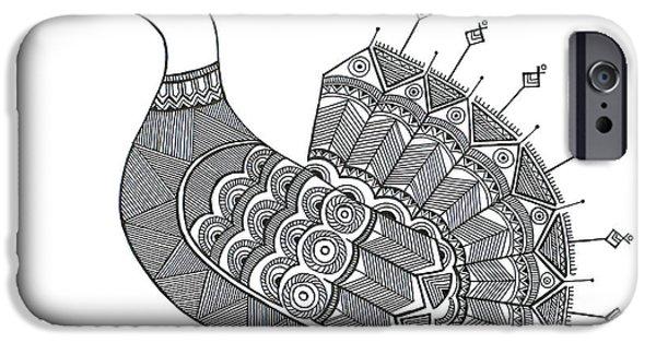 Bird Dove IPhone 6s Case by Neeti Goswami