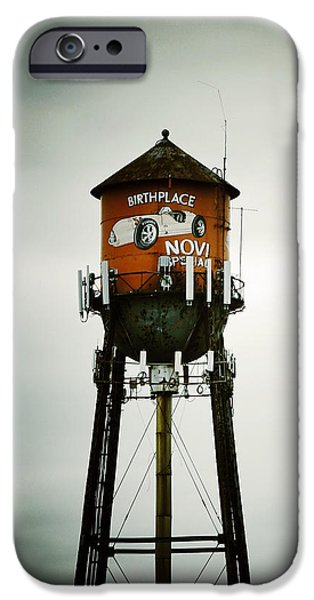 Birthplace Novi Special IPhone Case by Natasha Marco