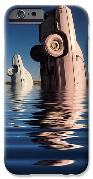 Bobbing For Carburetors IPhone 6s Case by Jerry McElroy