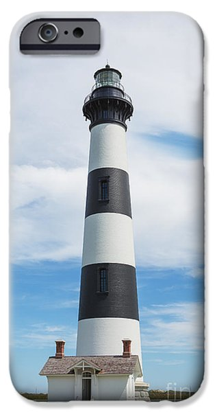 Bodie Island Lighthouse - Outer Banks IPhone Case by Kay Pickens