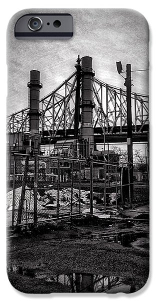 Bridge 2 IPhone Case by H James Hoff