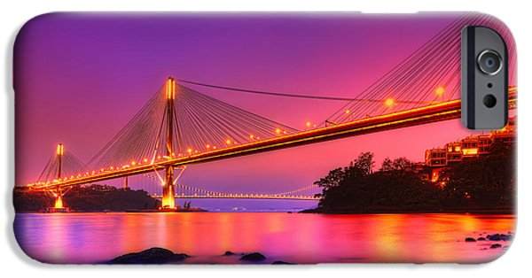 Bridge To Dream IPhone 6s Case by Midori Chan