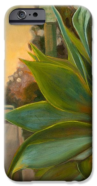 Broadview West IPhone Case by Athena  Mantle