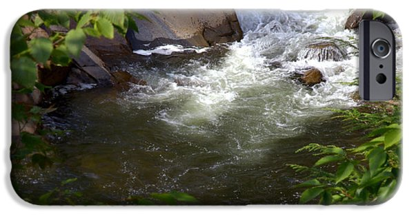 Brook Of Tranquility IPhone Case by Karen Wiles