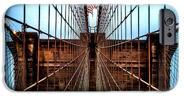 Brooklyn Perspective IPhone Case by Az Jackson