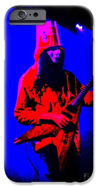 Buckethead-12c IPhone Case by Gary Gingrich Galleries