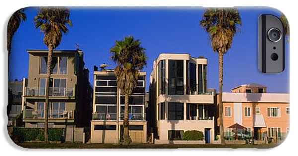 Buildings In A City, Venice Beach, City IPhone 6s Case by Panoramic Images