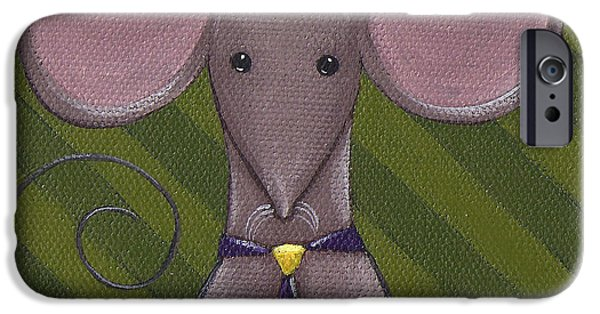 Business Mouse IPhone 6s Case by Christy Beckwith