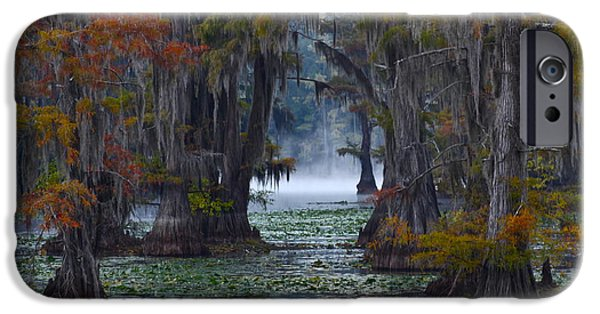 Caddo Lake Morning IPhone 6s Case by Snow White